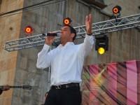 """סוכות תשע""""ג בחברון: מרדכי בן דוד וכוכבי הזמר שמחו ● גלריה ווידאו 20"""