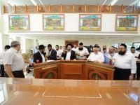 """בית הכנסת המפואר בישראל נחנך השבוע בת""""א עם האחים אשל 22"""