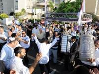 """בית הכנסת המפואר בישראל נחנך השבוע בת""""א עם האחים אשל 33"""