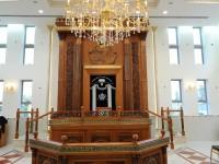 """בית הכנסת המפואר בישראל נחנך השבוע בת""""א עם האחים אשל 28"""