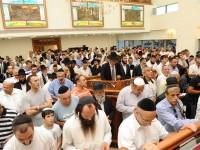 """בית הכנסת המפואר בישראל נחנך השבוע בת""""א עם האחים אשל 50"""