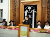 """בית הכנסת המפואר בישראל נחנך השבוע בת""""א עם האחים אשל 44"""