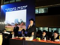 """בית הכנסת המפואר בישראל נחנך השבוע בת""""א עם האחים אשל 54"""