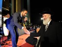 """בית הכנסת המפואר בישראל נחנך השבוע בת""""א עם האחים אשל 3"""