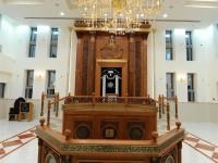 """בית הכנסת המפואר בישראל נחנך השבוע בת""""א עם האחים אשל 14"""