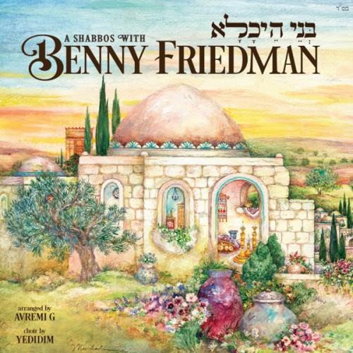 benny-friedman-bnei-heichala-500x500
