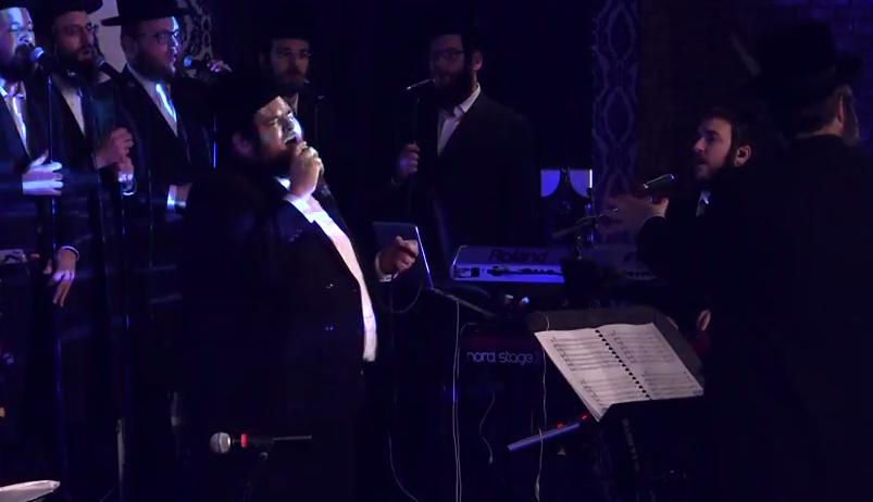 שמילי אונגר ומקהלת ידידים בביצוע מרגש לאני מאמין של דדי • וידאו 8