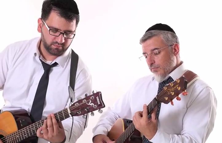 הגל האחרון - שמואל יונה וגיל ישראלוב בדואט חדש ומרגש 7