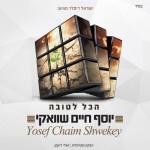 יוסף חיים שוואקי באלבום חדש – הכל לטובה