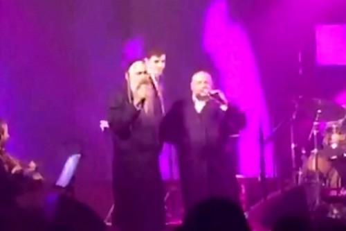 בלתי נשכח: מרדכי בן דוד ואיצ'ה מאיר הלפגוט • צפו בוידאו 1