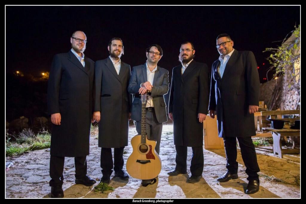 """מקהלת ידידים שרים - """"כשכל ישראל יתנו יד זה לזה"""" 5"""