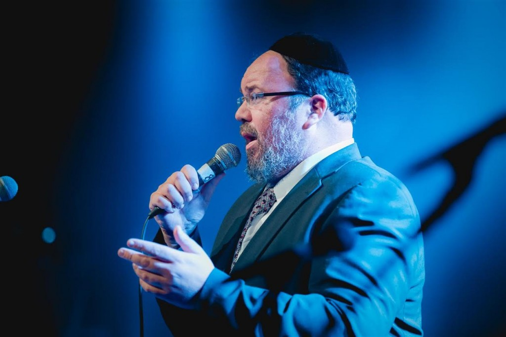 לקראת שבת שירה: אברימי רוט בסינגל חדש • 'בצאת ישראל' 2