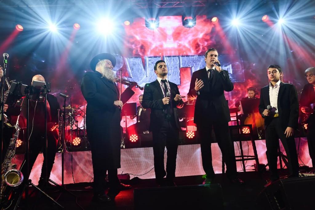 צפו: אוהד מושקוביץ חזר לירושלים עם מופע 'סגולה' 1