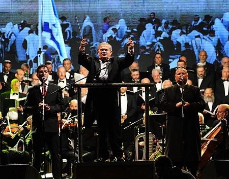 גם השנה, קונצרט חגיגי 'מעל פסגת הר הזיתים' 9
