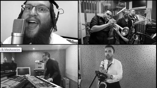 קליפ - יוני אליאב מארח את גדולי הזמר במחרוזת פאנק 2016
