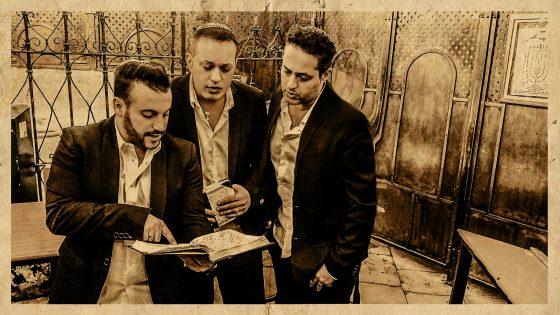 הפרוייקט של רביבו מגיע לבית הכנסת: מחרוזת ״יודוך רעיוני״ 4