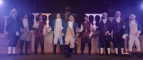 """להקת הווקאל """"המכביטס"""" בקליפ חנוכה - החשמונאים 4"""