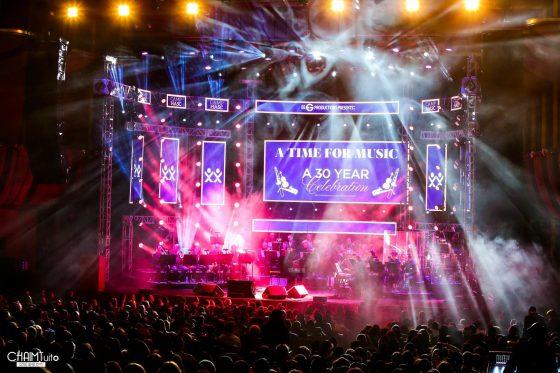 איזה אמנים התארחו השנה בקונצרט האסק 30? • גלריה 5