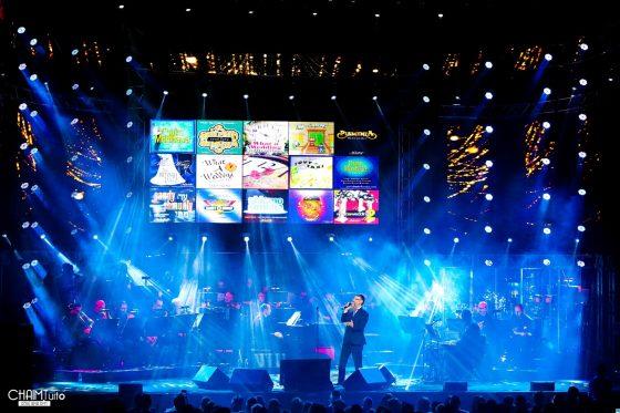 איזה אמנים התארחו השנה בקונצרט האסק 30? • גלריה 12