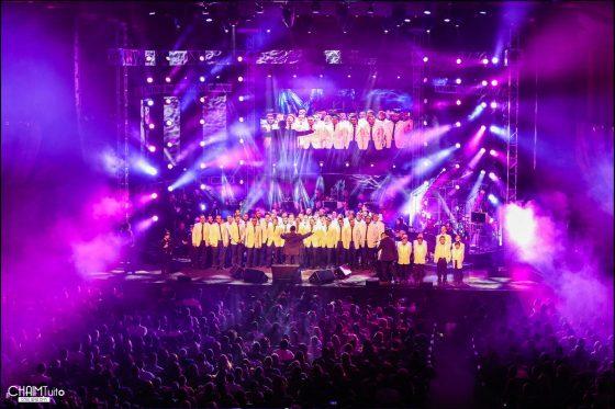 איזה אמנים התארחו השנה בקונצרט האסק 30? • גלריה 25