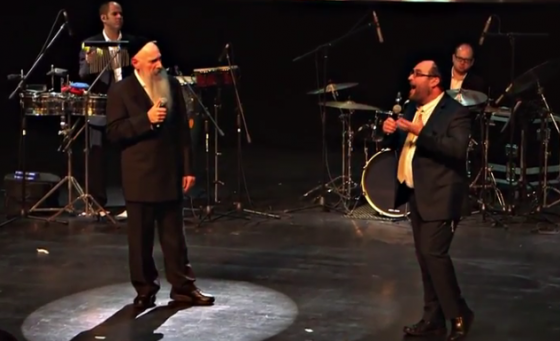 הדואט המפתיע: מרדכי בן-דוד מארח את אלי פרידמן - ״והכן פרנסתנו״ 1