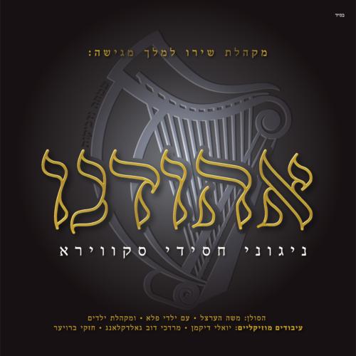 פרומו אלבום: סקווירא אהודנו - מודה אני