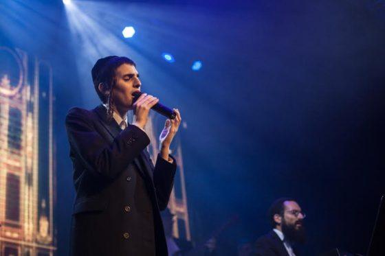 """גדולי הזמר החסידי התאגדו בפרוייקט של היוצר לוי""""ק טובול 4"""