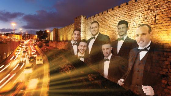 להקת ווקאל'ס ושי אברמסון – ירושלים שלי 2