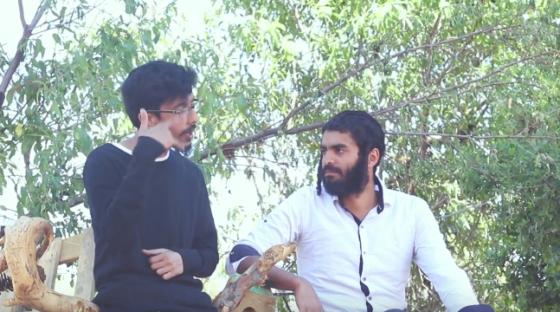 צפו: שלמה רג'ה ונתנאל נעמי - אש רוקדת 1