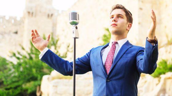"""נעים להכיר: דוד ברג בסינגל בכורה - """"עננו"""" 4"""