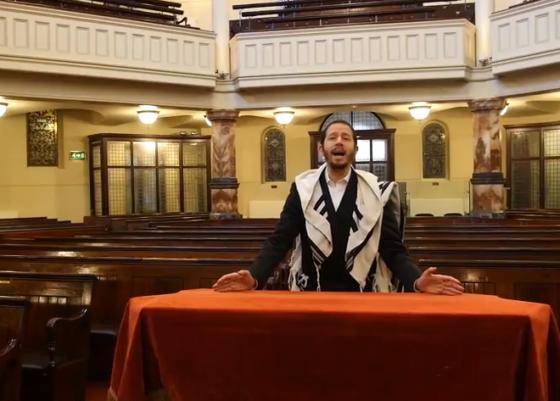 """מיוחד לימים הנוראים: שלומי גרטנר בקליפ חדש - """"לשמוע"""" 1"""