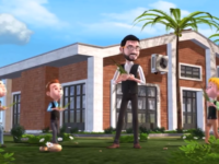 מיכה גמרמן במחרוזת סוכות לילדים • צפו בקליפ