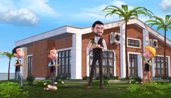 מיכה גמרמן במחרוזת סוכות לילדים • צפו בקליפ 1