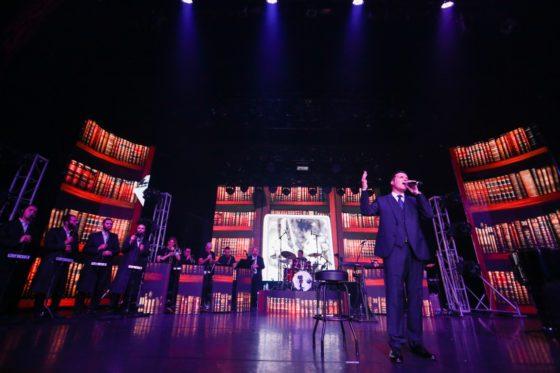גדולי הזמר היהודי חגגו בניו יורק • גלריה 45