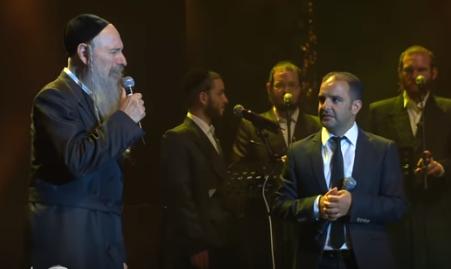 """מרדכי בן דוד בדואט עם משה לוק: """"ענוים"""" 3"""