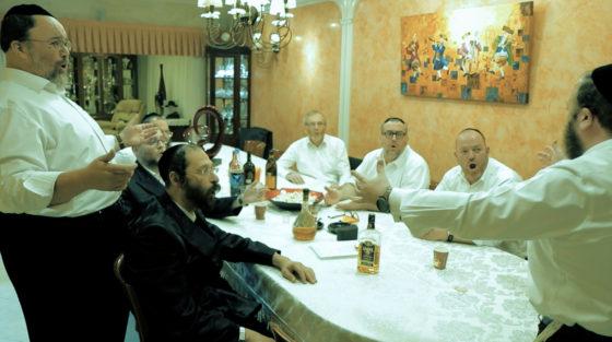 """אברמי רוט וחברים בתפילות שבת """"נוסח גרין"""" 6"""