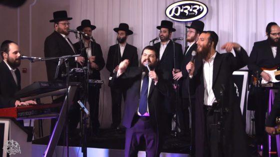 בני פרידמן ובערי וובר שרים את הלהיט של הזמרת הישראלית 1