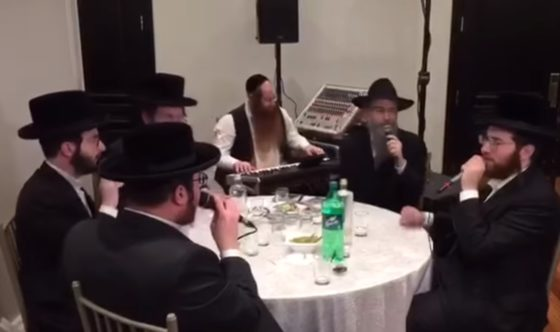 """אברהם פריד ומקהלת שירה: """"שערי דמעות"""" 8"""