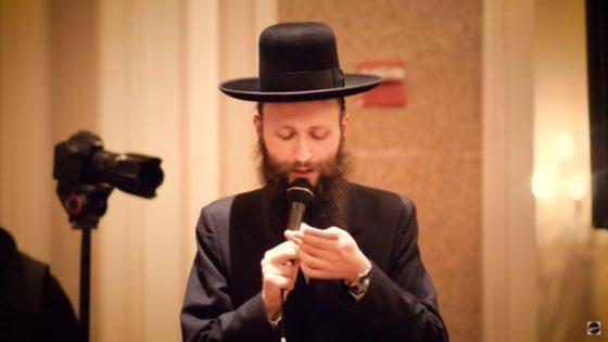 הבדחן ישראל שפירא ומקהלת המזמרים בגראמע'ן באידיש 1