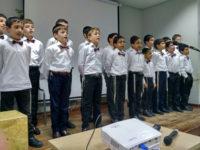 מקהלת הילדים של פרדס כץ בשיר חדש: נשמת