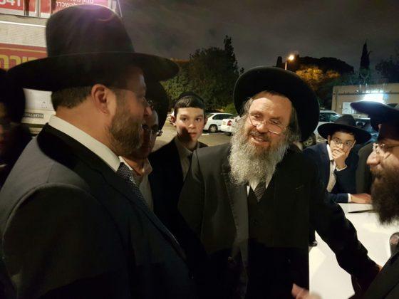 חיפה: מקהלת 'יחד' הרקידה את מאות מסיימי המסכתות • צפו 6