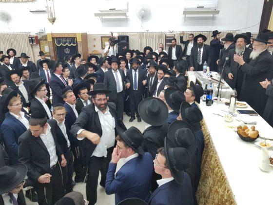 חיפה: מקהלת 'יחד' הרקידה את מאות מסיימי המסכתות • צפו 3