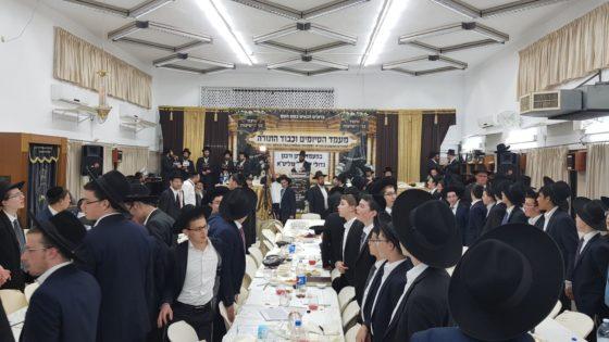 חיפה: מקהלת 'יחד' הרקידה את מאות מסיימי המסכתות • צפו 5