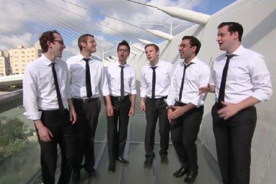 להקת הווקאל המכביטס בסינגל חדש לקראת יום ירושלים 6