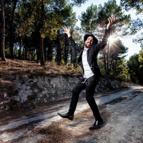 """בדרך אל אלבום הבכורה: נמואל בסינגל חדש – """"אמונה שלמה"""" 4"""