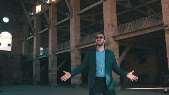 """מיכה גמרמן בקליפ חדש: """"בואי כלה"""" מתוך האלבום האחרון 5"""