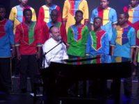 יונתן רזאל והילדים הדרום אפריקאים שרים קרליבך: למען אחי