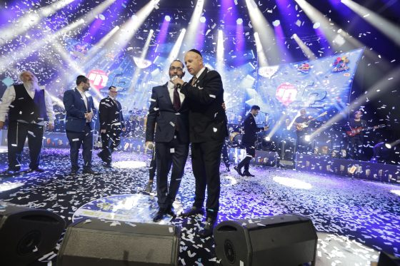 צפו: עמיחי סובר הוא הזוכה בתחרות 'הקול הבא מירושלים' 1