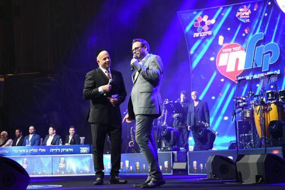 צפו: עמיחי סובר הוא הזוכה בתחרות 'הקול הבא מירושלים' 15