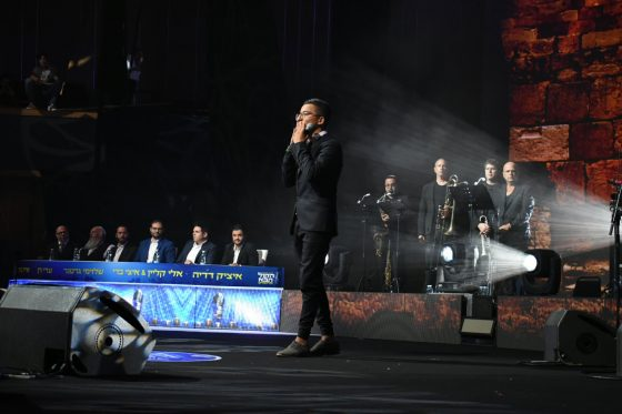 צפו: עמיחי סובר הוא הזוכה בתחרות 'הקול הבא מירושלים' 19